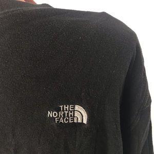 The North Face A5 series black longsleeve shirt XL